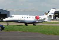G-IPAX @ EGBJ - Based C560XL at Gloucestershire Airport