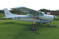G-CEKI @ EGBD - Cessna 172P at Derby Eggington