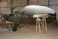 N46779 @ X3YF - ex 43-29282 Cub being restored