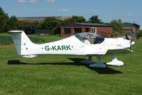 G-KARK - Part of the Abbots Bromley Fly-In