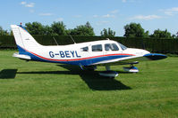 G-BEYL - Piper PA-28R-180 at Abbots Bromley  Fly-in