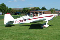 G-ORVE - Vans RV at Abbots Bromley