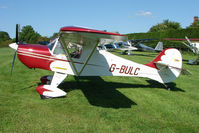 G-BULC - Avid Speedwing at Abbots Bromley
