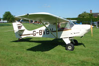 G-BVBV - Avid Speedwing at Abbots Bromley