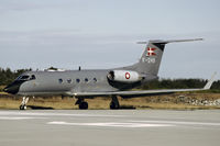 F-249 @ EKKA - Danish Air Force Gulfstream