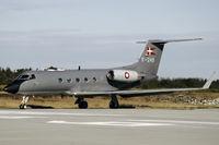 F-249 @ EKKA - Danish Air Force Gulfstream
