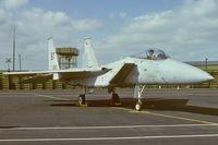 79-0043 @ EGWZ - 525th TFS F-15C - by FBE