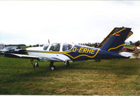 D-ERHE @ ROUDNICE - Memorial Airshow Roudnice 2001 - by Andreas Seifert