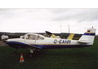 D-EAHM @ JAHNSDORF - Jahnsdorf 2001 - by Andreas Seifert
