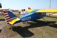 N6125 @ LAL - Aeropro Cz A220