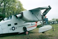 04351 - Kaman K-16B at the New England Air Museum, Windsor Locks CT