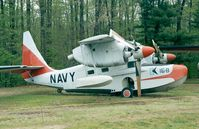 04351 - Kaman K-16B at the New England Air Museum, Windsor Locks CT