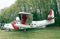 7228 - Gruman HU-16E Albatross of the USCG at the New England Air Museum, Windsor Locks CT