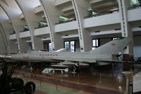053 - Shenyang J-8 on display at Military Museum Beijing - by Mark Pasqualino
