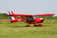 G-CHAD @ X3OT - Otherton Microlight Airfield - by Chris Hall
