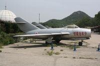 6273 - MiG-15  Located at Datangshan, China - by Mark Pasqualino