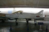 02 - Nanchang J-12 on display at Chinese Aviation Museum - by Mark Pasqualino