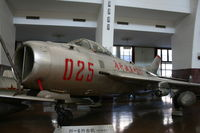 025 - Shenyang J-6 on display at Military Museum Beijing - by Mark Pasqualino