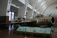 30474 - Shenyang J-5 on display at Military Museum Beijing - by Mark Pasqualino