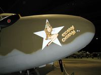 42-55918 @ WRB - Museum of Aviation, Robins AFB - by Timothy Aanerud