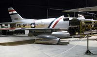 53-1511 @ WRB - Museum of Aviation, Robins AFB.   photostitched - by Timothy Aanerud