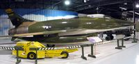 54-1851 @ WRB - Museum of Aviation, Robins AFB.   photostitched - by Timothy Aanerud