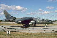 41 72 @ EKYT - Fluglehrgruppe 35 Alpha Jet