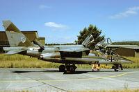 40 64 @ EDSP - Dornier Alpha Jet at Fliegerhorst Pferdsfeld