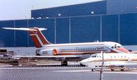 N2H @ DAL - Harrah's casino DC-9 at Love Field - by Zane Adams