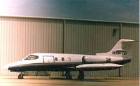N997TD @ FTW - Air Cargo Express Learjet at Meacham Field