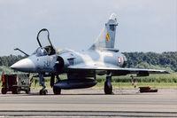 34 @ LFSD - 2-LI, Mirage 2000 - by FBE