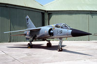 17 @ LFMO - 5-OR, Mirage F1 - by FBE