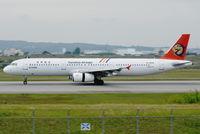 B-22606 @ RJNT - Charter flight from Taiwan to Toyama. - by J.Suzuki