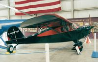 N21070 - Aeronca 50-C at the New England Air Museum, Windsor Locks CT
