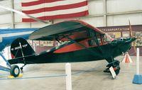 N21070 - Aeronca 50-C at the New England Air Museum, Windsor Locks CT