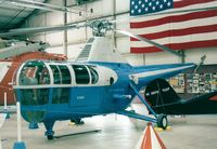 N5219 - Sikorsky S-51 at the New England Air Museum, Windsor Locks CT