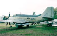 N1350X - Fairey Gannet AEW 3 at the New England Air Museum, Windsor Locks CT