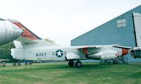 142246 - Douglas A-3B Skywarrior of the USN at the New England Air Museum, Windsor Locks CT