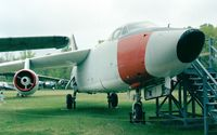 142246 - Douglas A-3B Skywarrior at the New England Air Museum, Windsor Locks CT