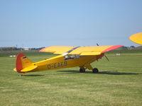 D-EAEB @ EHOW - Oostwold  Airport  Airshow june 2009 - by Henk Geerlings