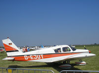 D-EJUT @ EHOW - Oostwold  Airport  Airshow june 2009 - by Henk Geerlings