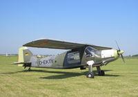 D-EKTY @ EHOW - Oostwold  Airport  Airshow june 2009 - by Henk Geerlings