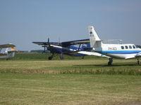 D-FJKA @ EHOW - Oostwold  Airport  Airshow june 2009 - by Henk Geerlings