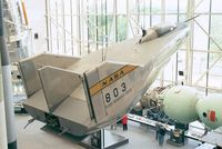803 - Northrop HL-10 Lifting Body at the National Air and Space Museum, Washington DC - by Ingo Warnecke