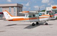 N4976G @ KRVS - Skyhawk on the ramp at KRVS - by TorchBCT