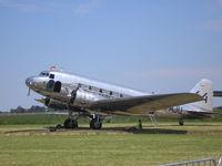 N39165 @ EHOW - Oostwold  Airport  Airshow june 2009 - by Henk Geerlings