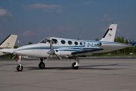 D-ILWA @ VIE - Cessna 340 - by Yakfreak - VAP
