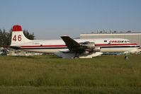 C-GHLY @ YXX - Conair DC6