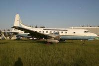C-FJVD @ YXX - Convair 440 - by Yakfreak - VAP