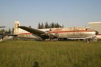 C-GHCB @ YXX - Conair DC6 - by Yakfreak - VAP